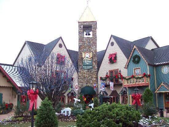 Christmas Place Pigeon Forge