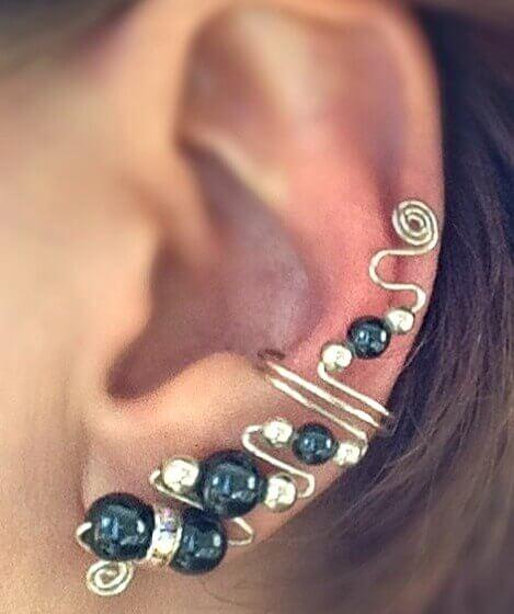 Elegant Ear Cuffs