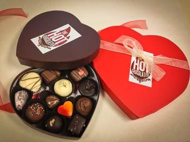 The Hot Chocolatier - Chattanooga