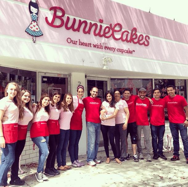Bunnie Cakes Miami