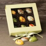 Easy Folding Presentation Boxes for Easter Candy & More!