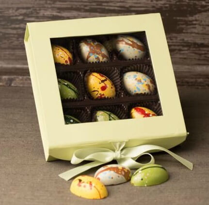 Ghyslain Chocolatier Easter Candy