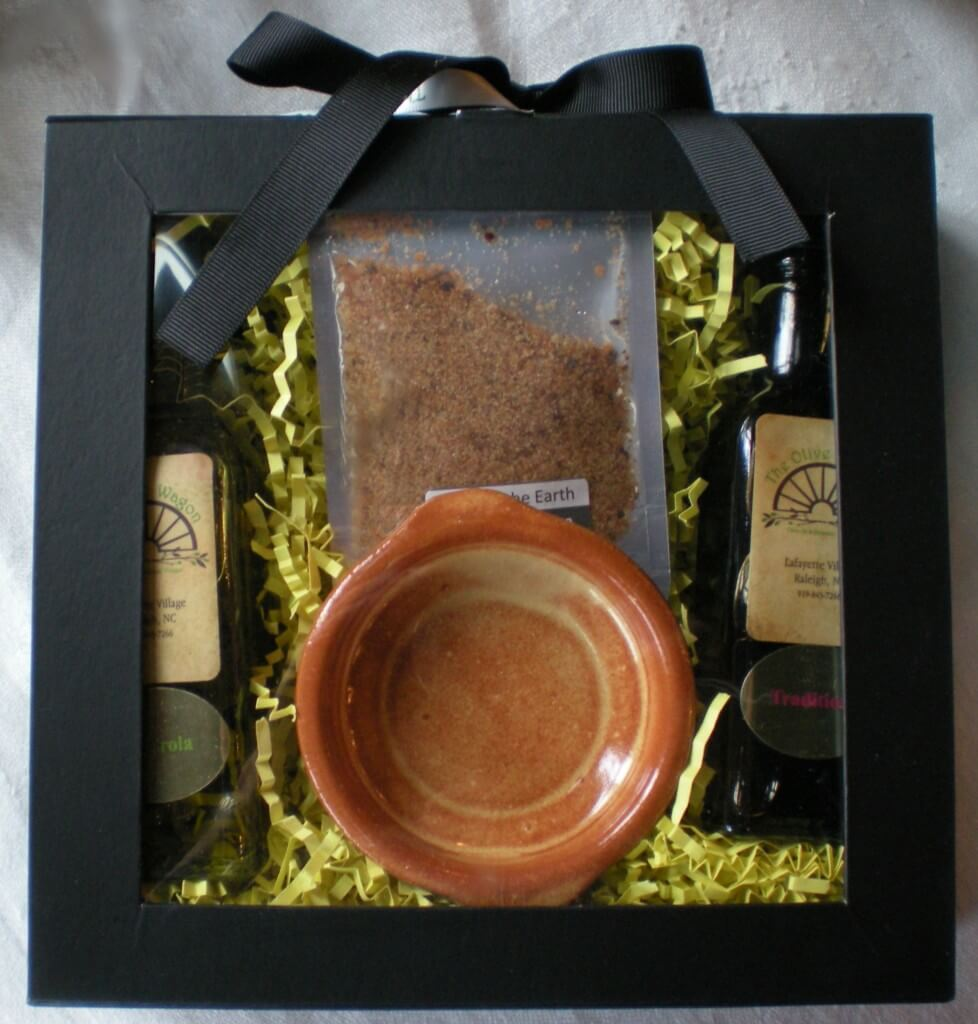 Olive Wagon Gift Set