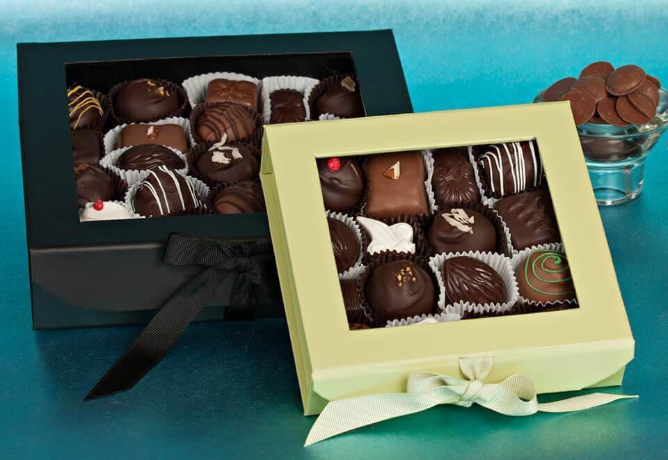 Recherche du Plaisir Chocolate Boxes