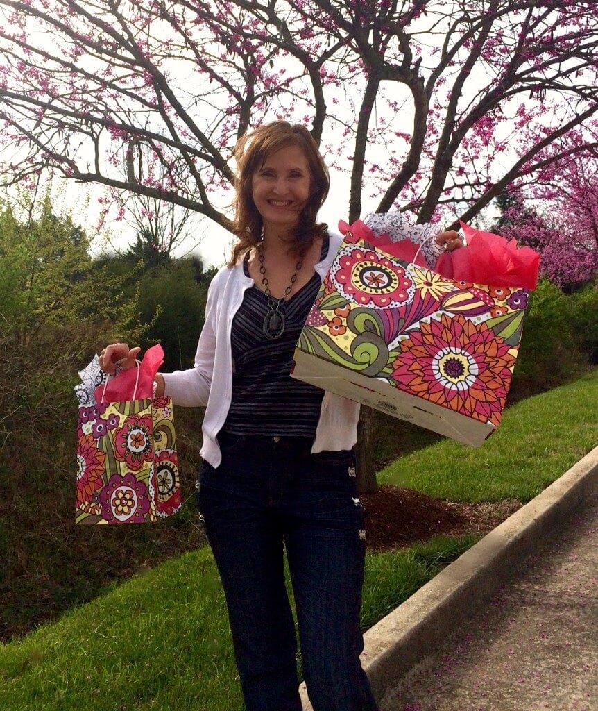 Donna Ritchie Doodle Garden
