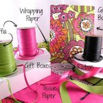 Gina Tepper Adds Ribbon Flowers to Playful Doodle Garden Collection