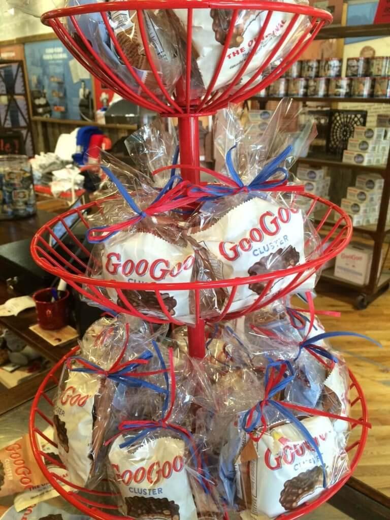 Goo Goo Cluster Shop