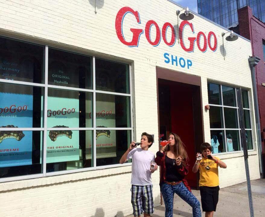 Goo Goo Shop - Baril Family