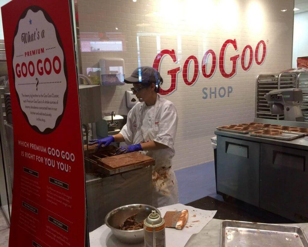 Goo Goo Shop Kitchen