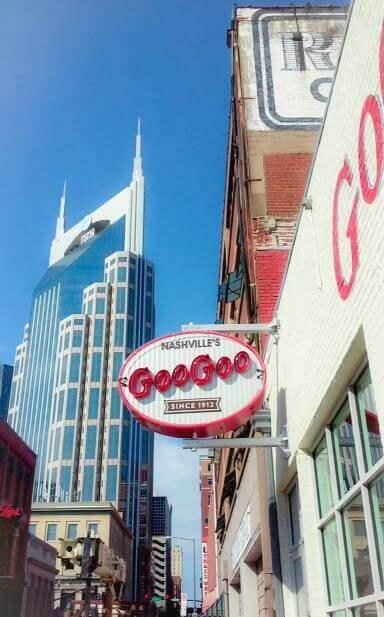 Goo Goo Shop Sign Nashville