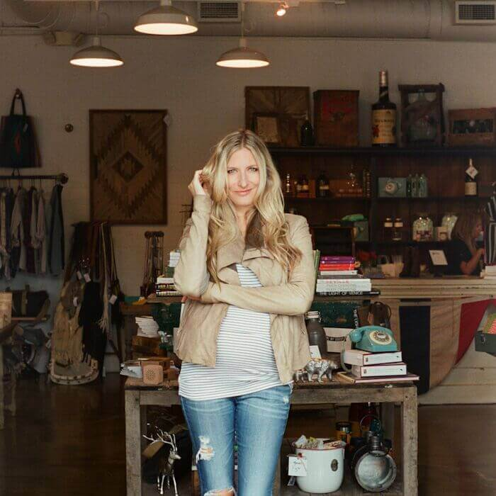 Holly Williams White's Mercantile