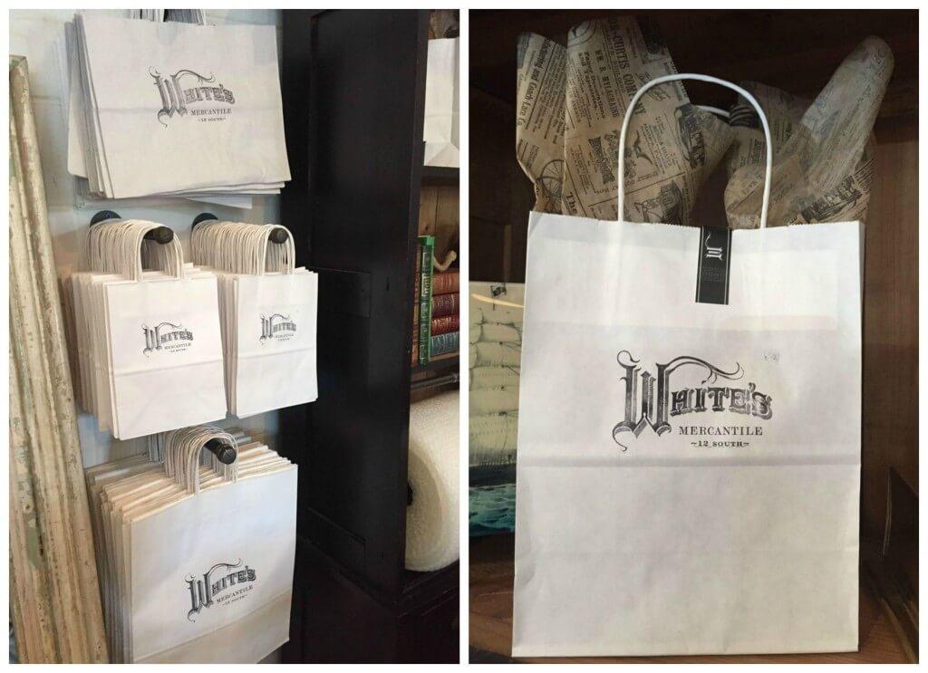 White's Mercantile Nashville Bags