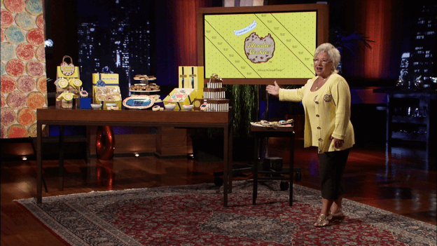 Blondies Cookies Shark Tank