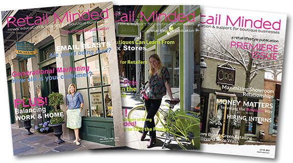 Retail Minded Magazine