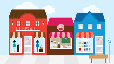 Small Main-Street Retailers