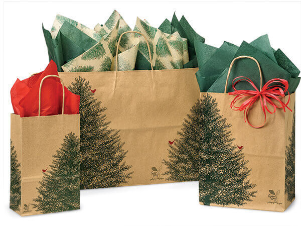 Evergreen Shopping Bags