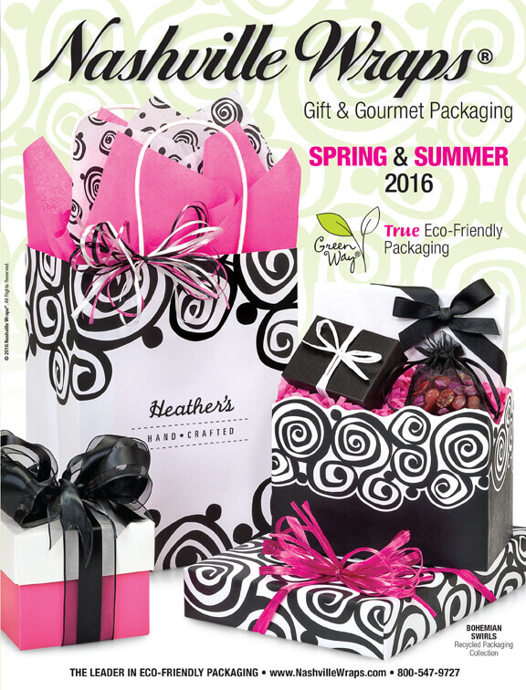2016 Spring & Summer Nashville Wraps Catalog