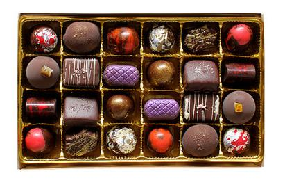 Taza Chocolate Bon Bons