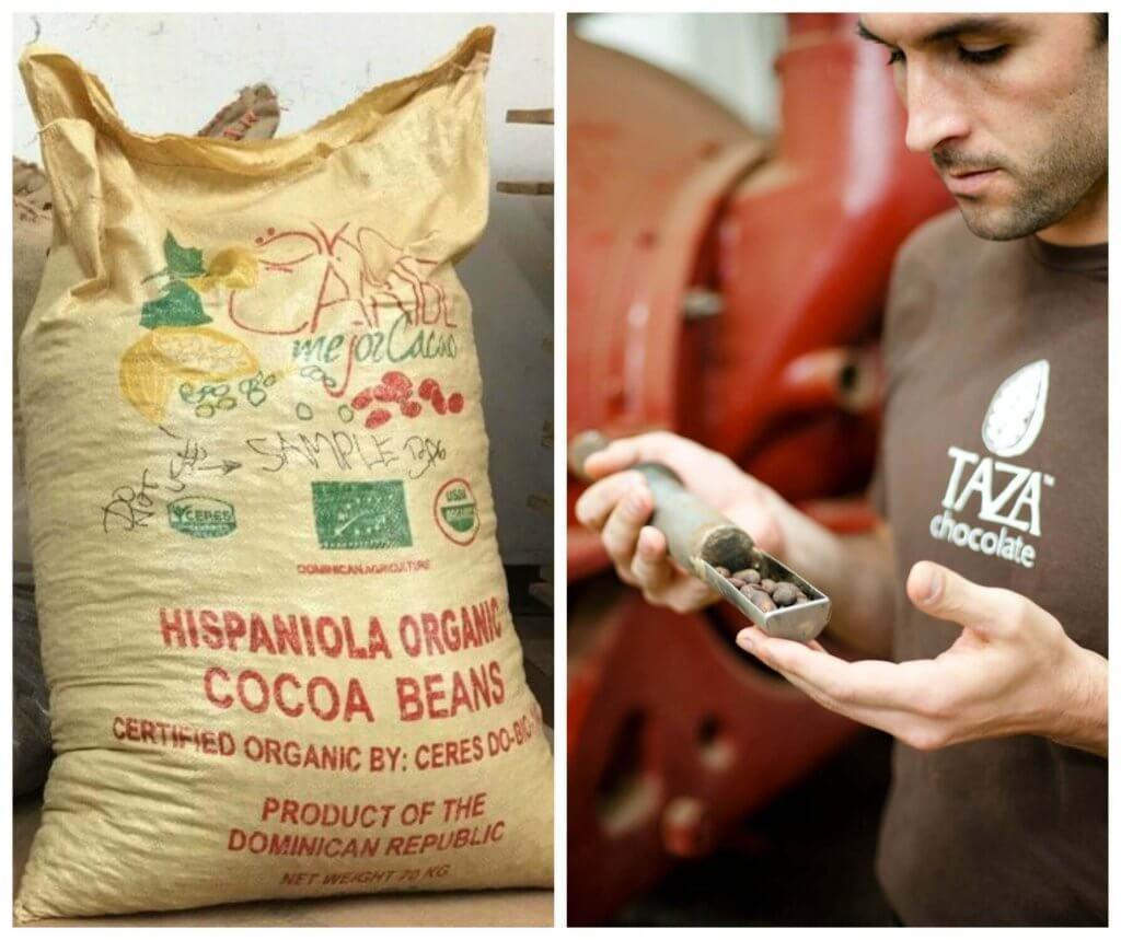 Taza Chocolate Alex Boston