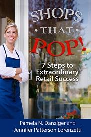 Pam Danziger Shops That Pop Book