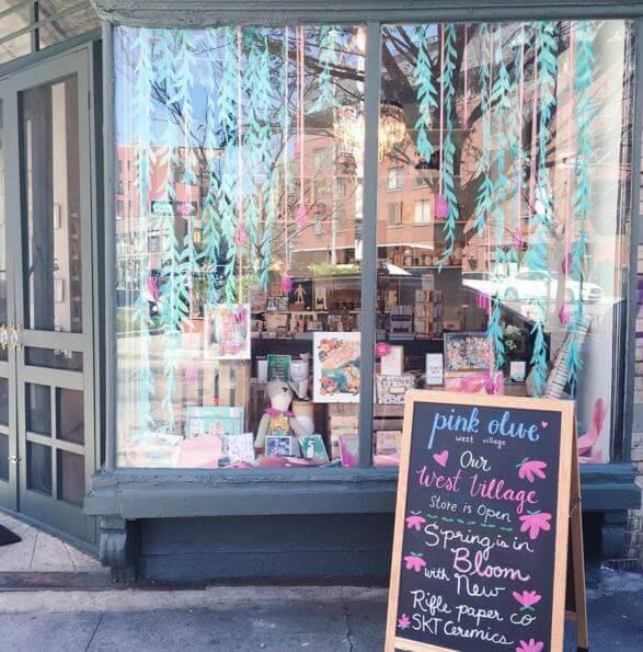Pink Olive New York