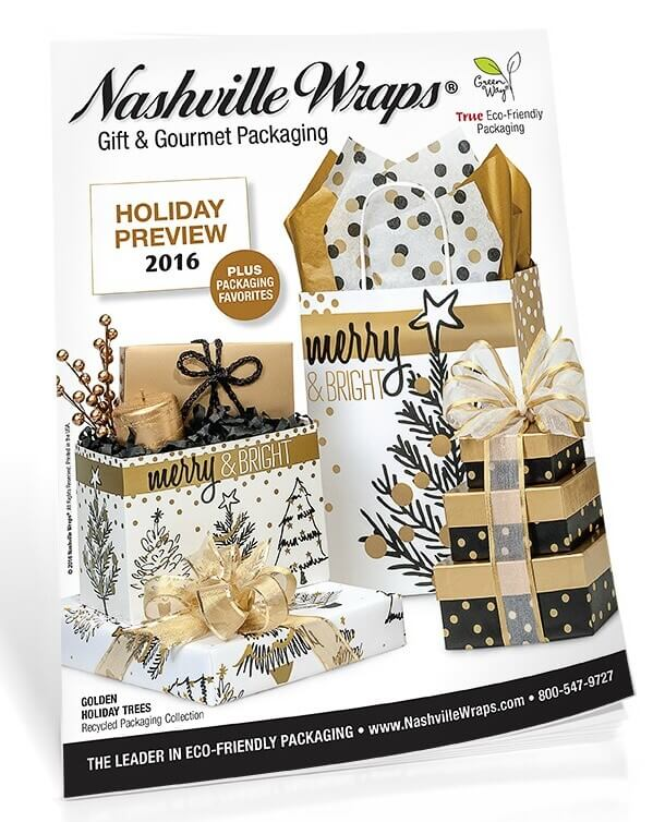 2016 Nashville Wraps Holiday Preview Catalog