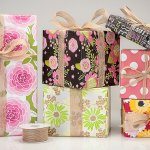 Woodland Natural Ribbon – a Wonderful Contrast with Bright Florals