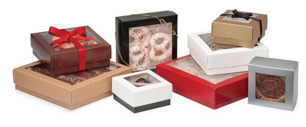 Gourmet Window Boxes