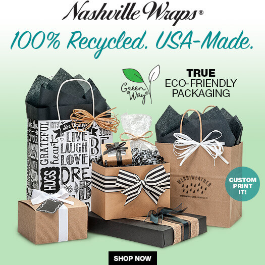 Nashville Wraps packaging