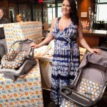 Nashville Wraps Baby Gift Wrap is a Hit at Fenway Park!