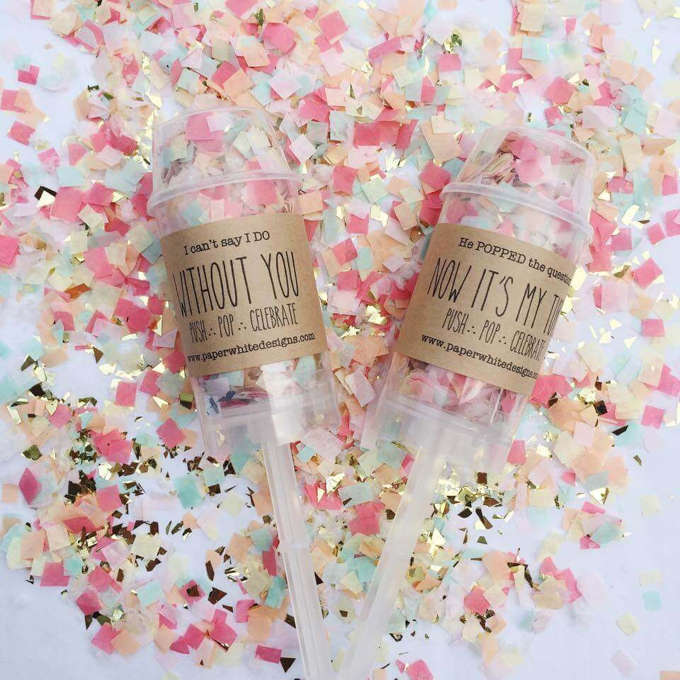 Paperwhite Designs Confetti