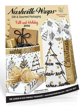 2016 Nashville Wraps Fall & Holiday Catalog Cover