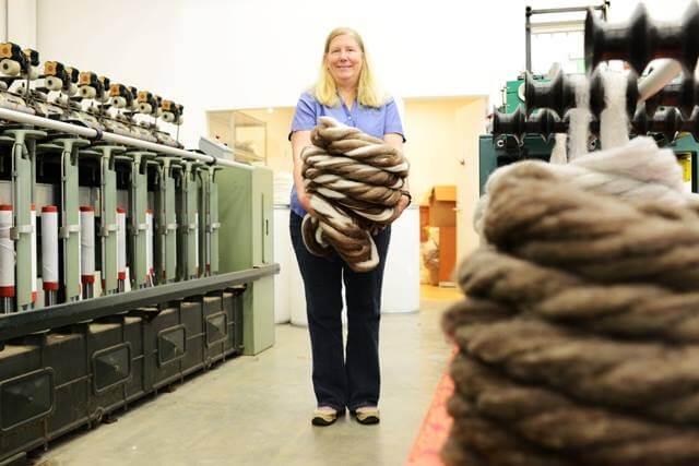 Echo View Fiber Mill Julie Jensen