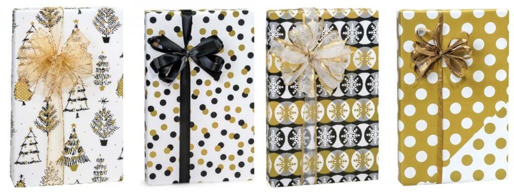 Christmas Gift Wraps