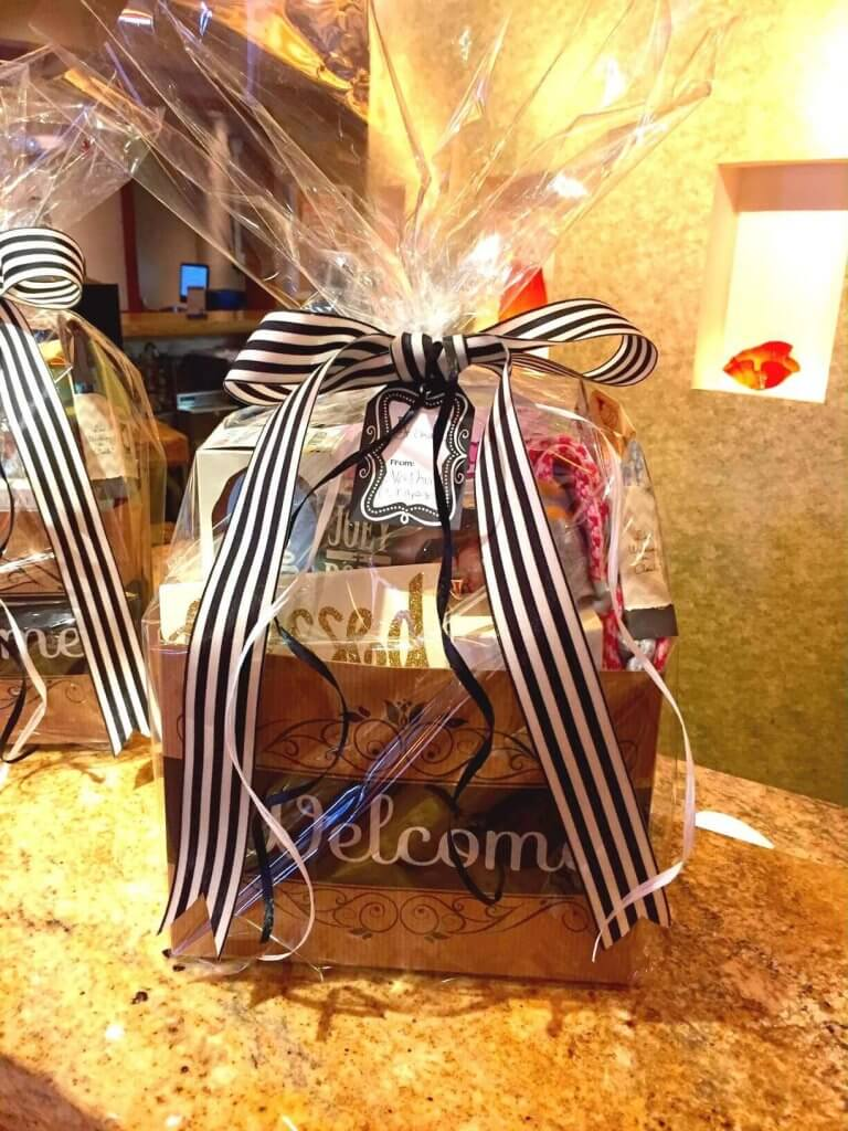 Welcome Gift Baskets