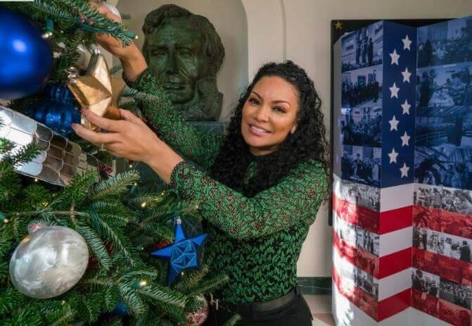 White House Christmas HGTV Egypt