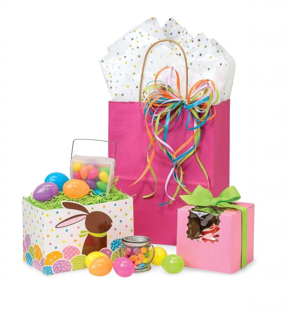 Easter packaging from Nashville Wraps