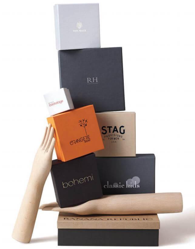 Michigan City Paper Custom Jewelry Boxes