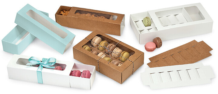 New Macaron Packaging from Nashville Wraps