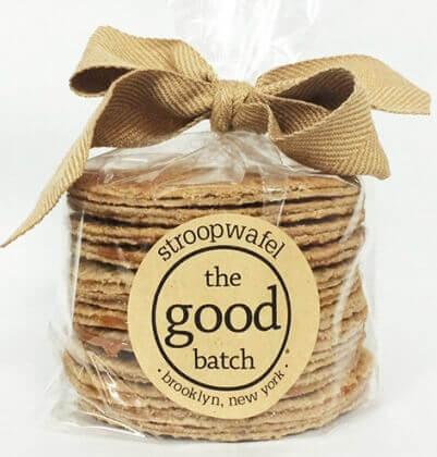 The Good Batch stroopwafels