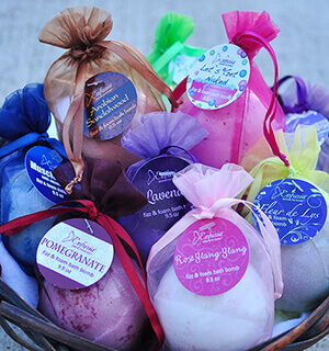 Enfusia Bath Bombs