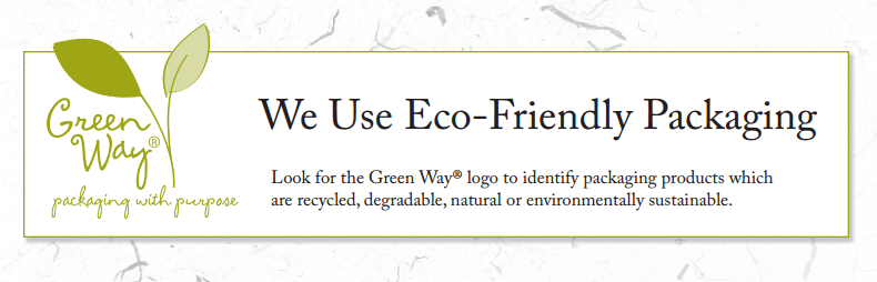 Green Way Eco-Friendly Brand Packaging