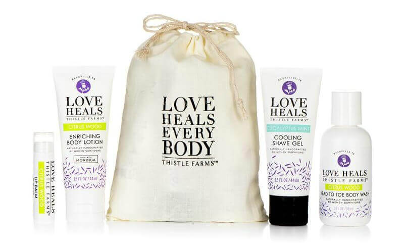 Thistle Farms Bath & Body Love Heals Every Body