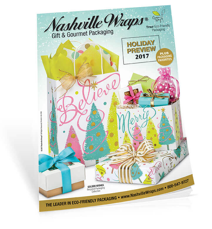 2017 Nashville Wraps Holiday Preview Catalog