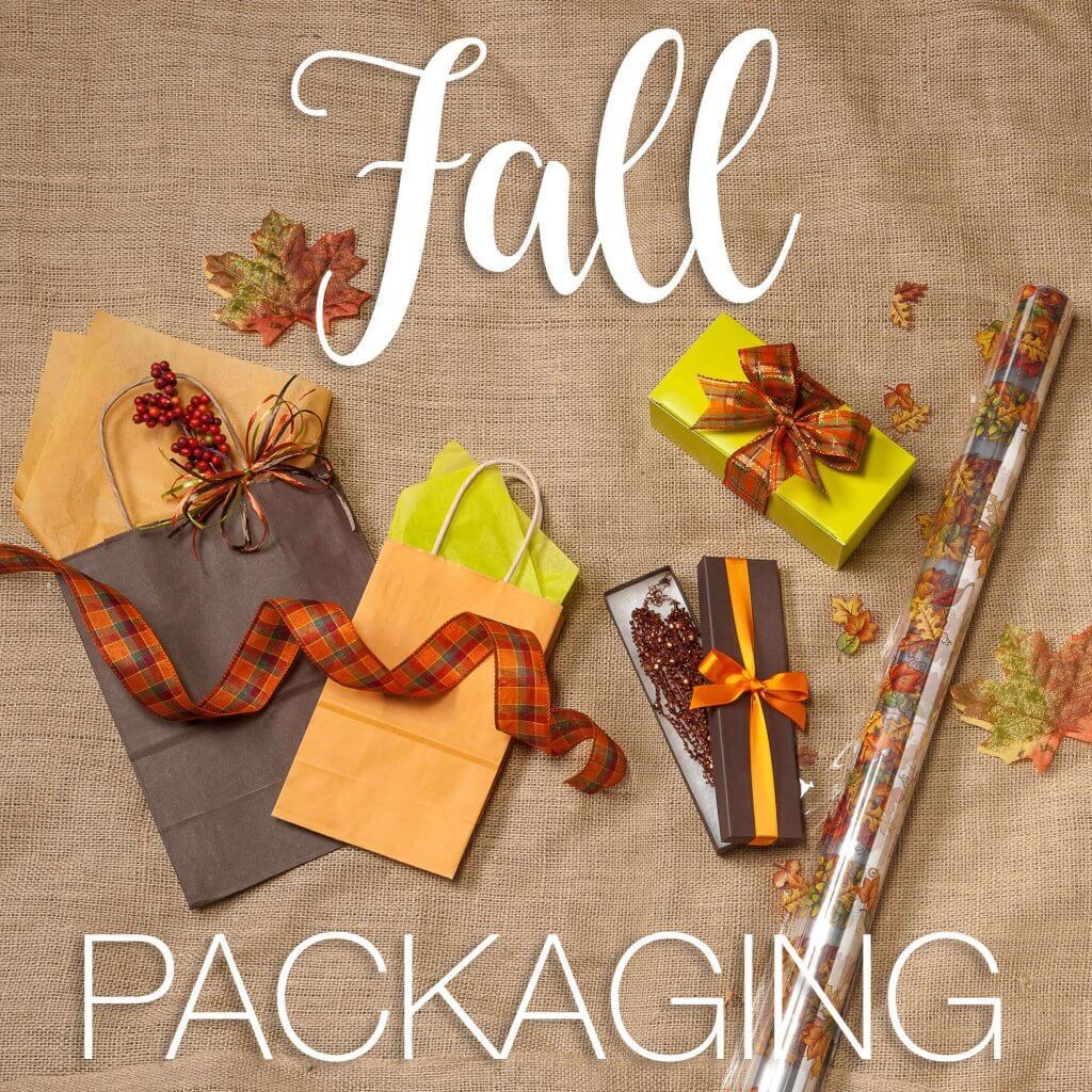 Fall Gift Packaging