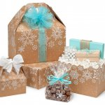 New Gift Basket Packaging Just In Time for Christmas!