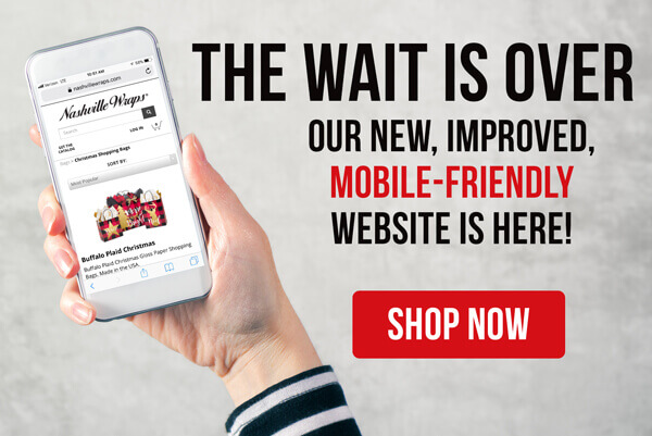 Nashville Wraps New Mobile Friendly Website