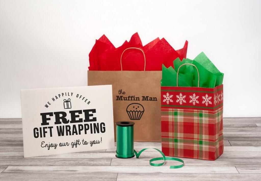 Nashville Wraps Free Gift Wrapping