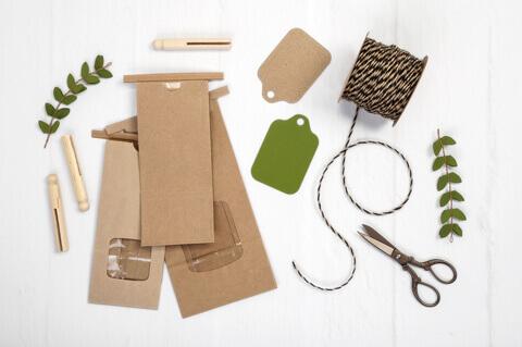 Kraft Favor Bag supplies