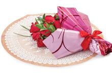 Nashville Wraps Valentines Day floral flip sheets